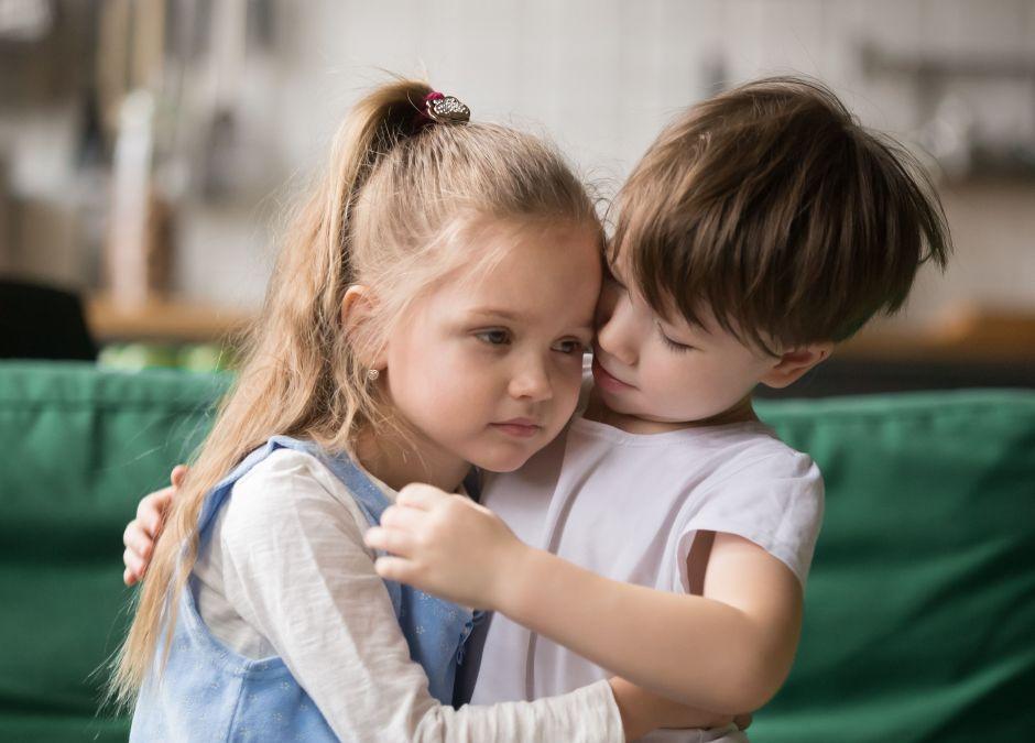 Dzieci, które straciły rodziców