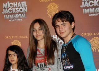 dzieci Michaela Jackosona
