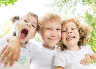 Jak codziennie leczysz swoje dziecko śmiechem