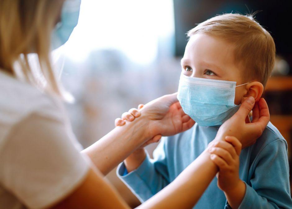 dzieci muszą chorować