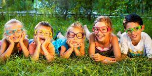 Dzieci na wakacjach, wakacje, dzieci, radość, sposób na udane wakacje