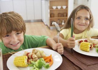 dzieci, odżywianie, kuchnia