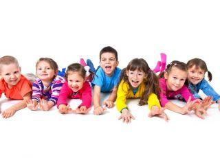 dzieci, przedszkolaki, radość, emocje