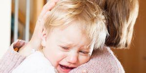 Dzieci są niegrzeczne, gdy są z mamą