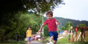 dzieci szybciej regenerują się fizycznie niż sportowcy