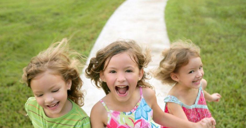 dzieci, uśmiech