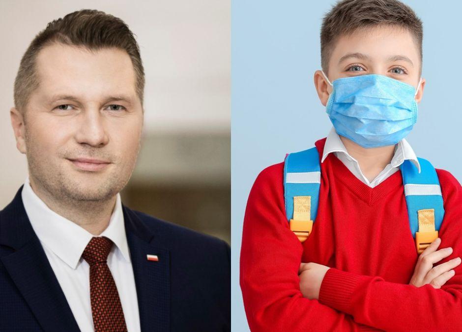 Dzieci wróciły do szkół, ale minister nie wie na jak długo