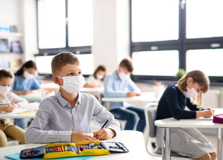 dzieci z klas I-III nauczanie stacjonarne