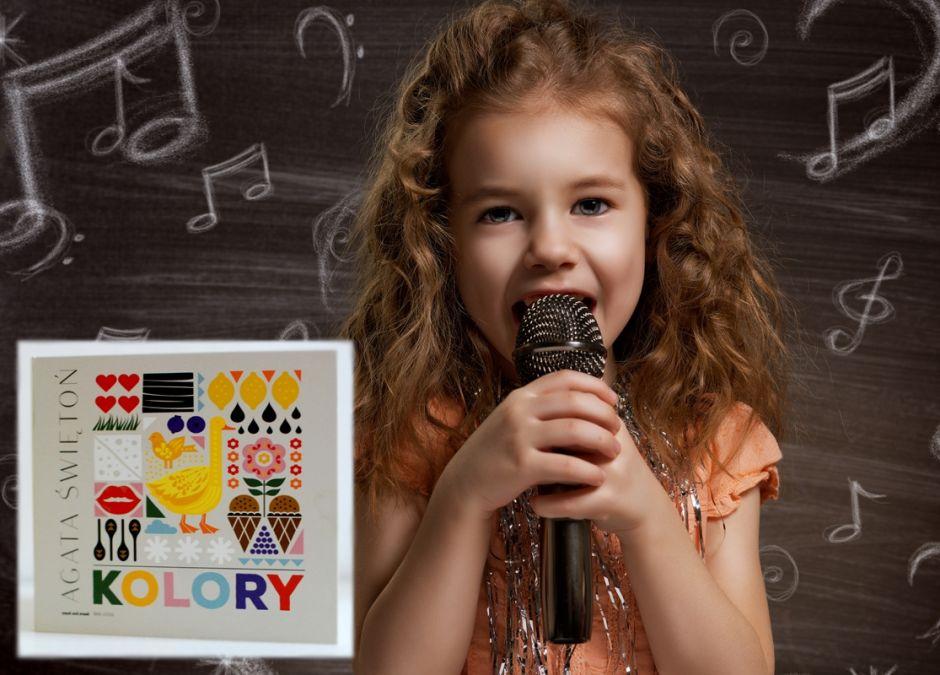 dziecięce piosenki dziecko śpiewa konkurs