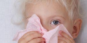 dziecko, alergia, katar