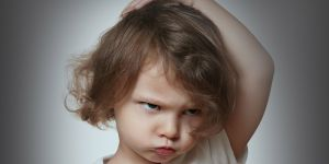 dziecko, bunt dwulatka, złość