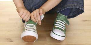 dziecko, buty