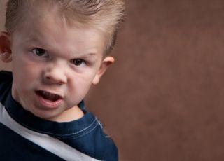 dziecko, chłopiec, złość