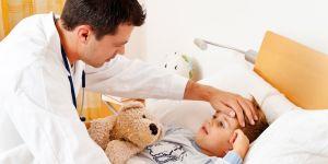 dziecko, choroba, chore dziecko, szpital, lekarz