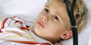 dziecko, choroba, lekarz