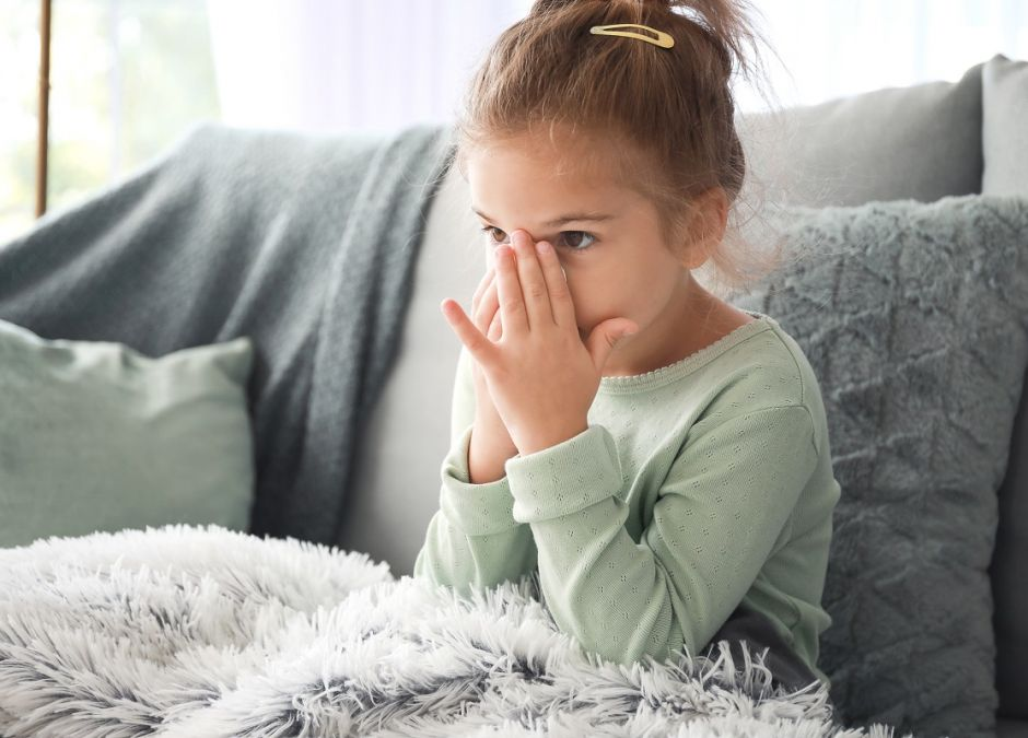 dziecko, choroba, objawy choroby