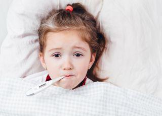 dziecko ciągle choruje