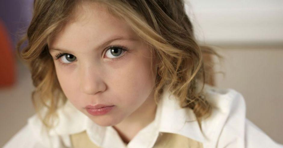 dziecko, dziewczynka, przedszkoalk, problemy przedszkolaka