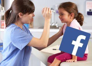 dziecko, Facebook
