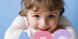 Dziecko i literki