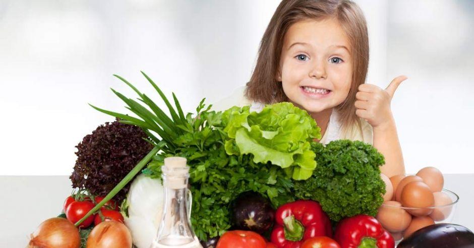Dziecko i warzywa