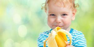 dziecko je banana