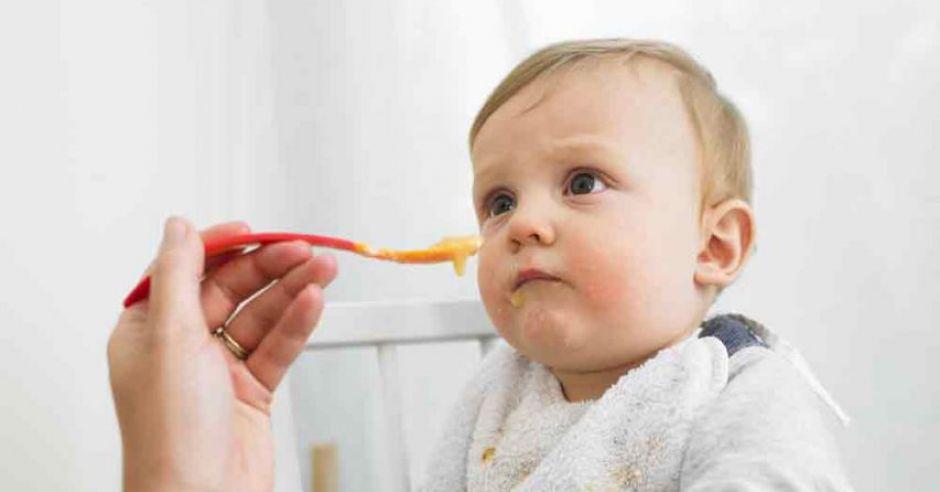 dziecko, jedzenie