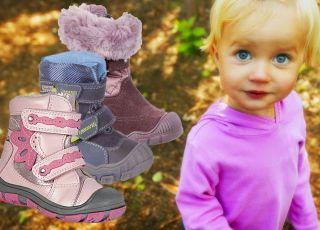 dziecko, jesień, buciki dziecięce