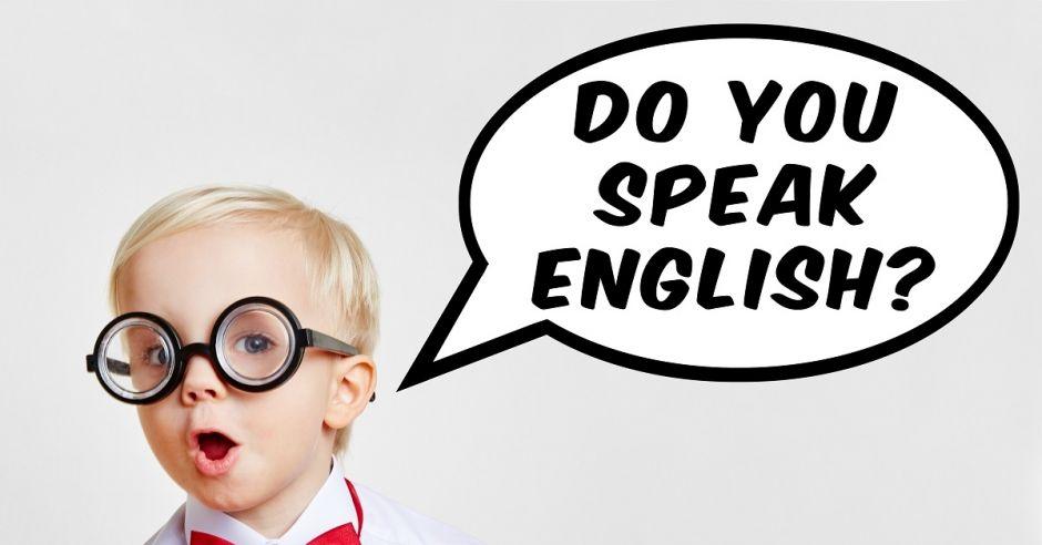 dziecko, język angielski, nauka języka angielskiego
