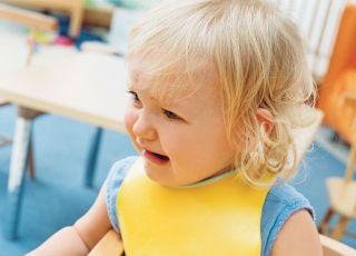 dziecko, karmienie, niejadek, niemowlę