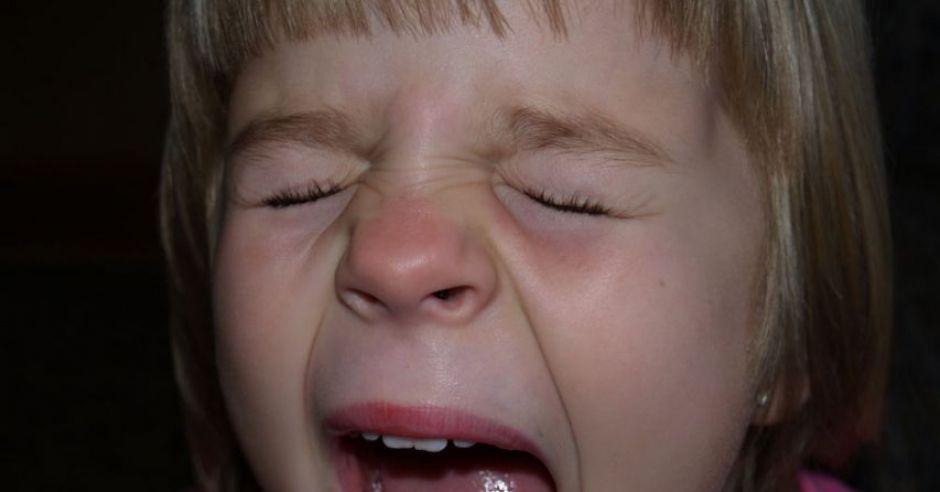 dziecko, krzyk, płacz