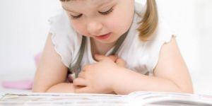 dziecko, książka, czytać