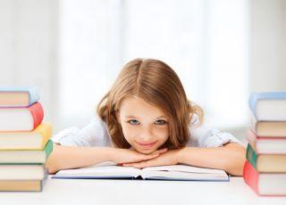 dziecko, książki