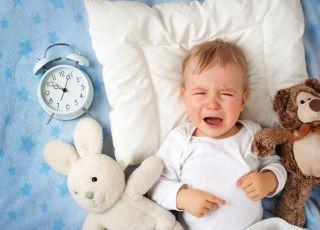 Dziecko, które nie chce spać