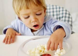 dziecko, kuchnia dla malca