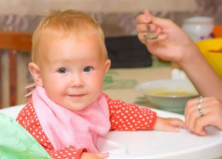 dziecko, kuchnia, karmienie