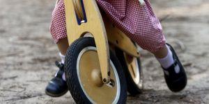 dziecko, laufrad, rowerek biegowy, rowerek