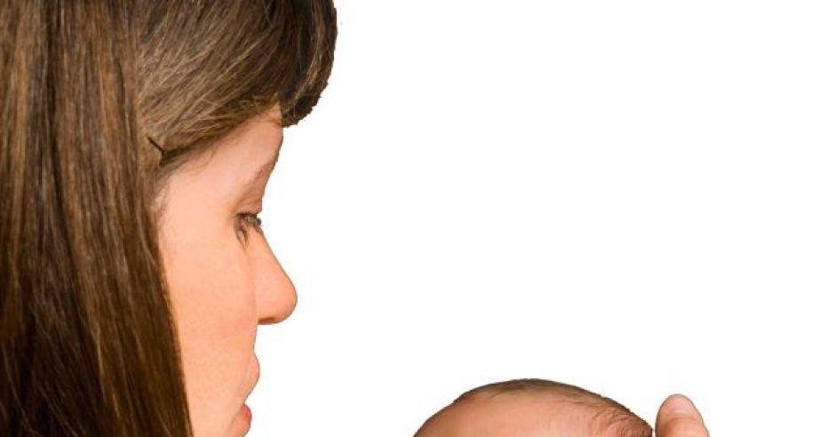 dziecko, mama, niemowlę, płacz