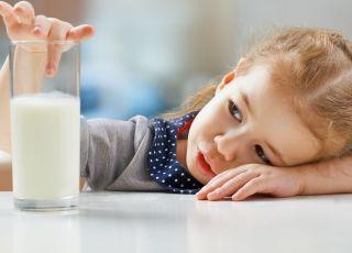 dziecko, mleko