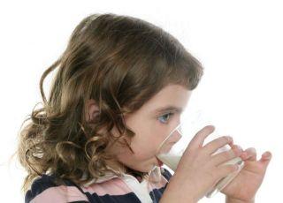 dziecko, mleko, kuchnia