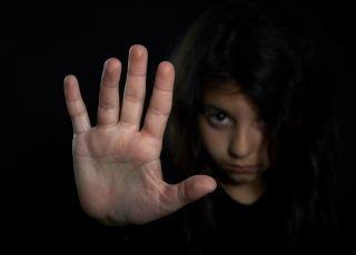 dziecko molestowane seksualnie