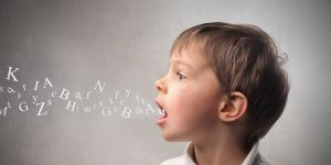 dziecko, mowa, jąkanie, litery, alfabet