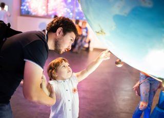 dziecko, muzeum, atrakcje dla dzieci, sala zabaw
