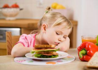 Dziecko nie chce jeść warzyw