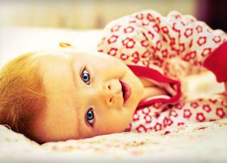 dziecko nie chce spać w dzień