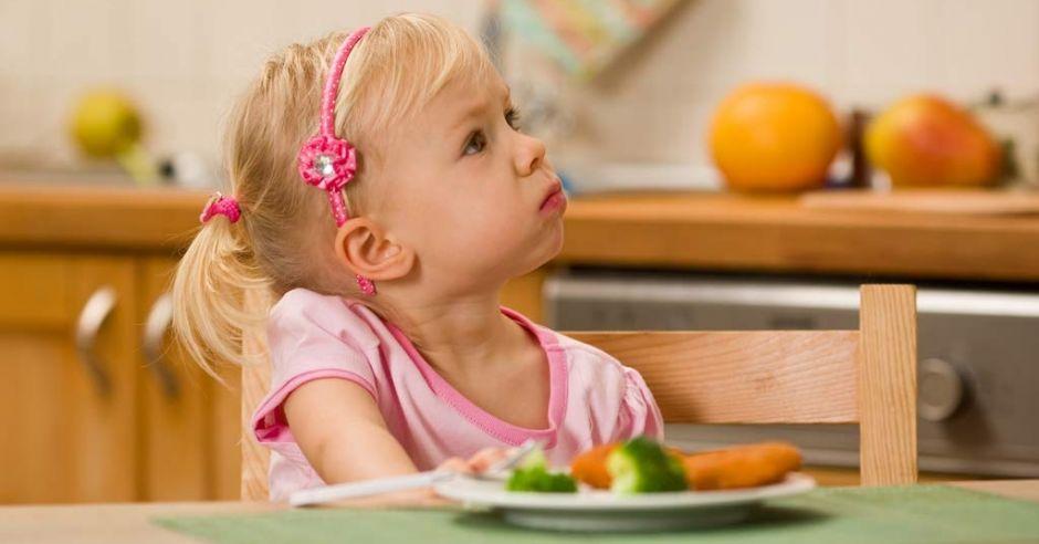 dziecko nie lubi mięsa