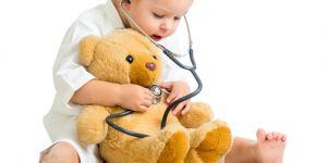 dziecko, niemowlę, choroba, gorączka