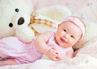 dziecko, niemowlę, dziewczynka, imiona dla dziewczynek, popularne imiona, imię dla dziewczynki