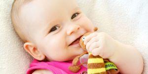 dziecko, niemowlę, gryzak