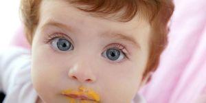 dziecko, niemowlę, kuchnia